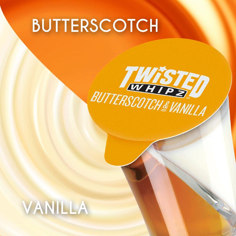 Butterscotch & Vanilla